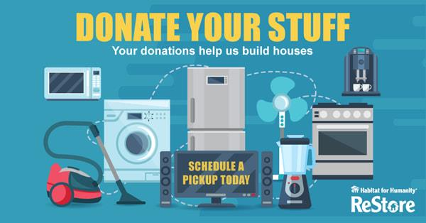 Donate Your Stuff