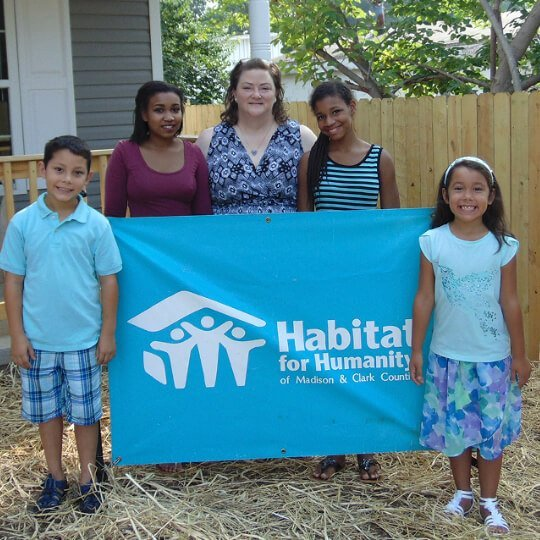 Habitat Partner Family