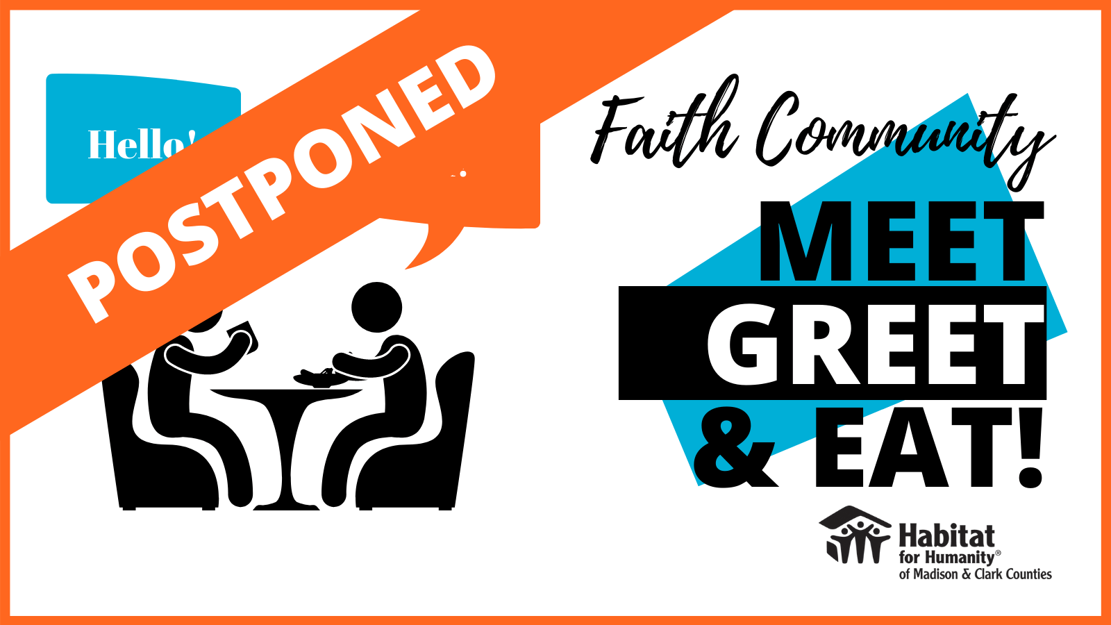 Faith Community Meet, Greet & Eat