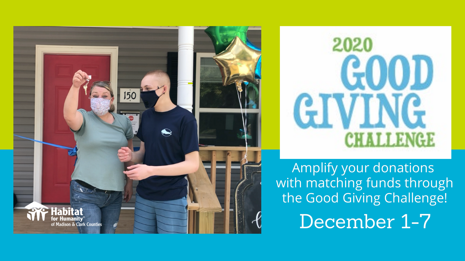 The Good Giving Challenge