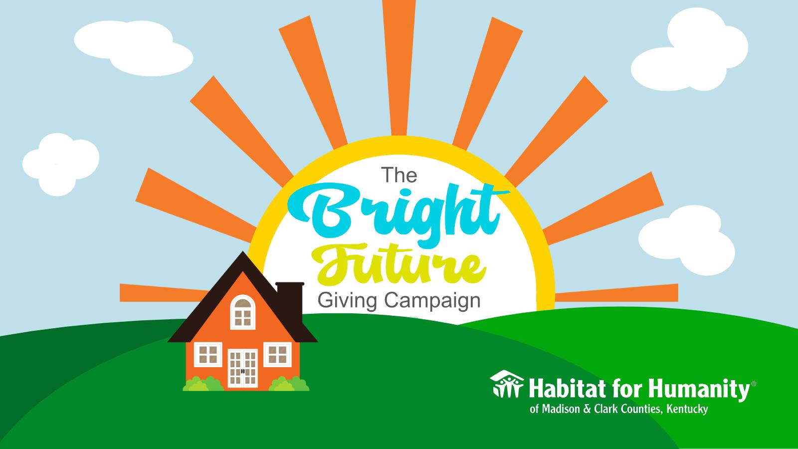 The Bright Future Giving Campaign